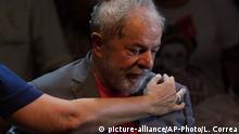 Екс-президент Бразилії Лула да Сілва здався поліції і сів до в'язниці