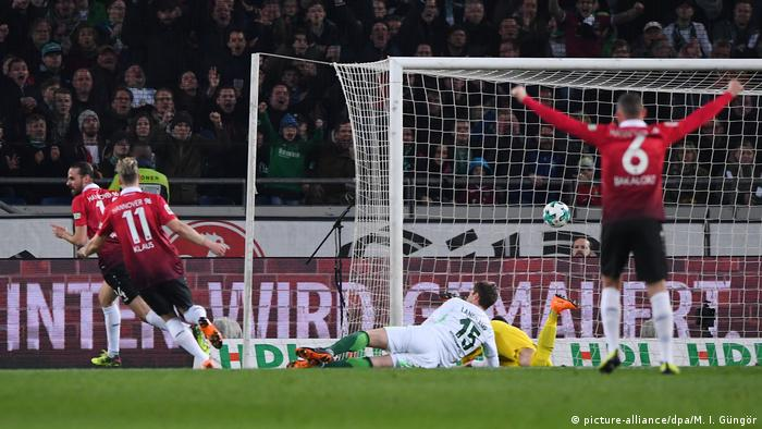 Bundesliga: Hannover beat Werder Bremen to end five-game losing ...