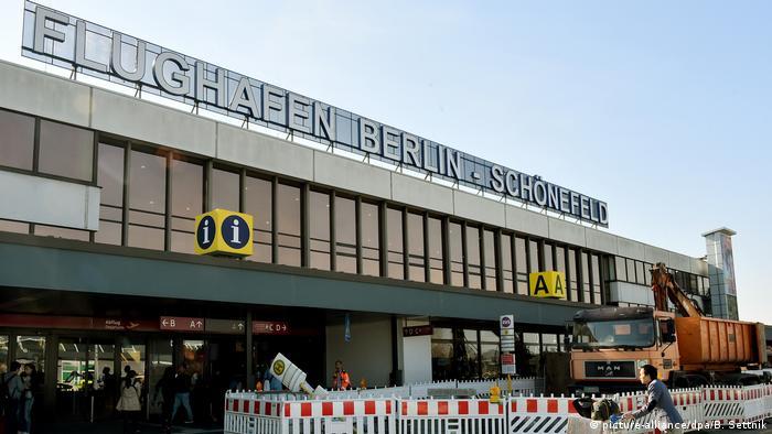 Schönefeld Airport (SFX)