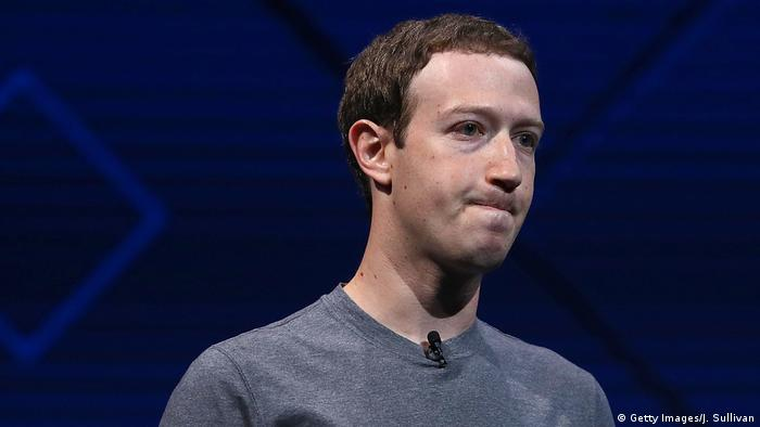 USA | Mark Zuckerberg (Getty Images/J. Sullivan)