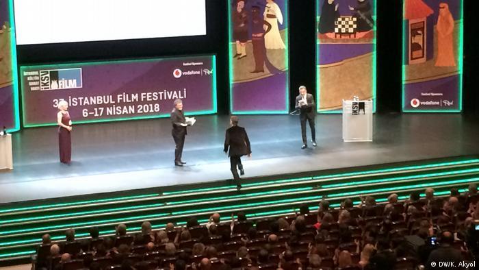 İstanbul'da sinema günleri başladı