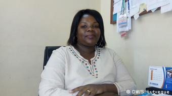 Mosambik Hermenegilda Jorge Direktorin OMM