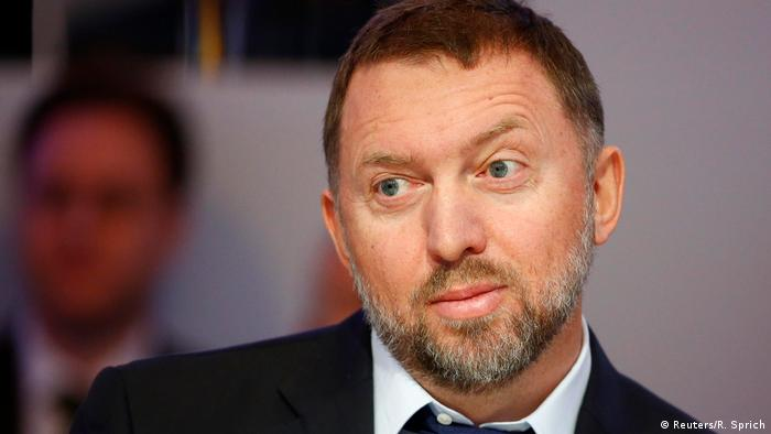 Oleg Deripaska agrees to cede control of firms hit by U.S. sanctions