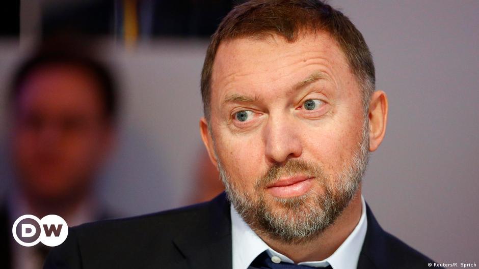 US: FBI raids home of Russian oligarch Oleg Deripaska