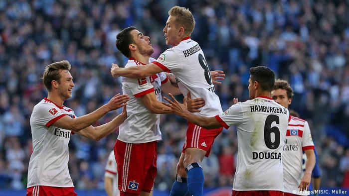 Deutschland Hamburger SV - FC Schalke 04 (imago/MIS/C. Müller)