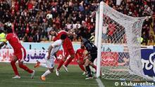 Titel: Perspolis Fußball Iran Der iranische FB Perspolis wurde der Irans Liga-Meister Quelle: Mehr, Khabar-online