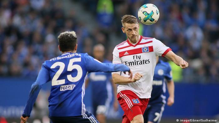 Deutschland Hamburger SV- FC Schalke 04