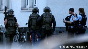Deutschland Täter von Münster ist Deutscher - kein Hinweis auf islamistisches Motiv