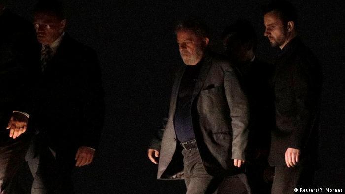 Brasilien Lula da Silva, ehemaliger Präsident (Reuters/R. Moraes)