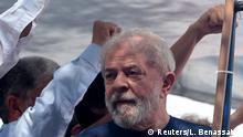 Brasilien Lula da Silva, ehemaliger Präsident