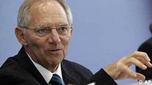 Schäuble Kriminalstatistik 2008