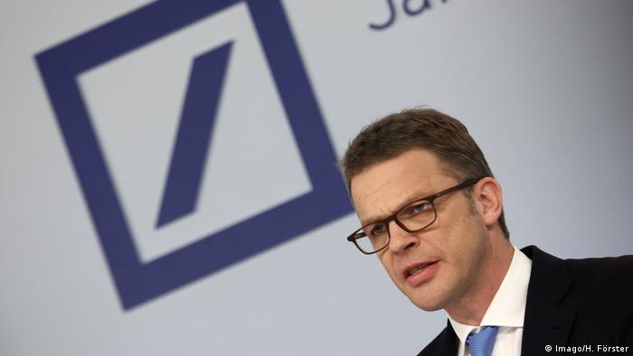 Jahreshauptversammlung Deutsche Bank AG | Christian Sewing