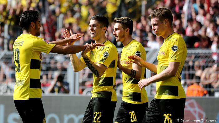 Bayern Munich seal sixth consecutive Bundesliga title with win over Augsburg