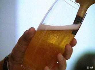 Chope não significa cerveja em alemão