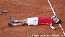 Tennis Davis Cup Spanien gegen Deutschland | David Ferrer