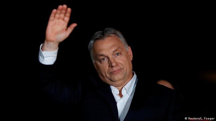 ویکتور اوربان از سال ۲۰۱۰ نخستوزیر مجارستان است