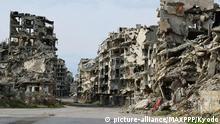 Homs Ruinen