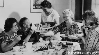 Немецкие домохозяйки в 1960-е