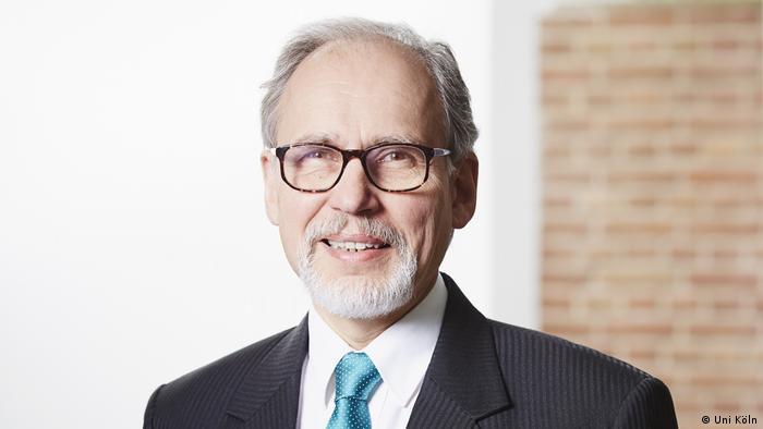 Thomas Hartmann-Wendels, Professor für Bankbetriebslehre an der Universität Köln. (Uni Köln)