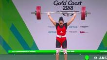 Commonwealth Games (CWG), in Gold Coast, Australien April 8, 2018