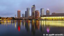 USa Skyline Tampa Florida