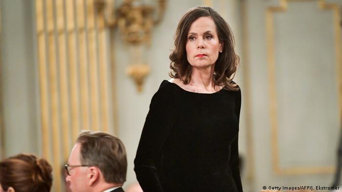 Sara Danius (Getty Images/AFP/J. Ekstromer)