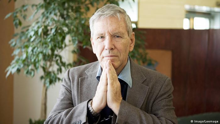 Schriftsteller Amos Oz
