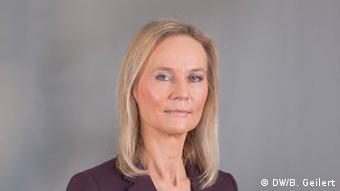 Deutsche Welle Brockmann, Anja Portrait