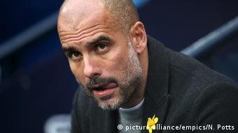 Pep Guardiola (picture-alliance/empics/N. Potts)