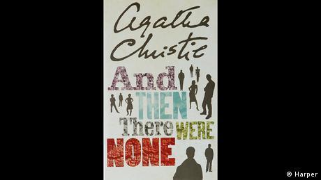 Book cover Agatha Christie 'And Then There Were None' ( (Harper)