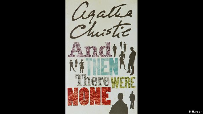 Book cover Agatha Christie 'And Then There Were None' ( (Harper)
