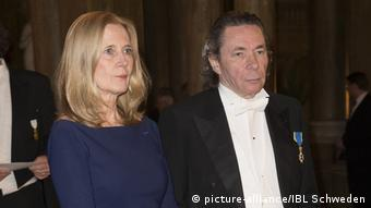 Το ζεύγος Ζαν-Kλοντ Αρνό και Καταρίνα Φρόστενσον