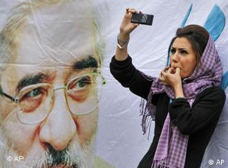 Many Iranians accused Nokia Siemens of helping the regime