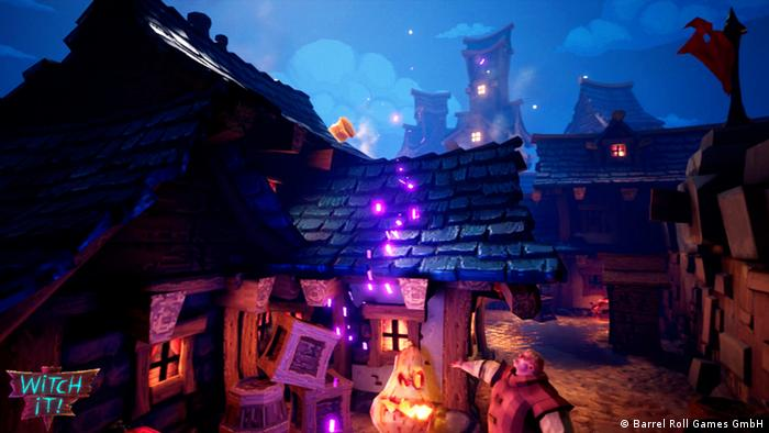 Witch It′ wins top prizes at German Computer Games Awards | Digital