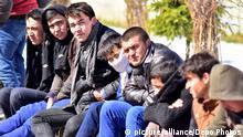 Türkei Erzurum Flüchtlinge aus Afghanistan