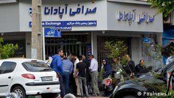 Marktschwankungen des US-Dollars im Iran (Poolnews.ir)