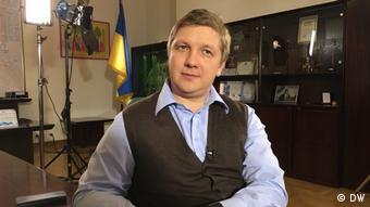 Глава концерна Нафтогаз Украина Андрей Коболев (фото из архива)