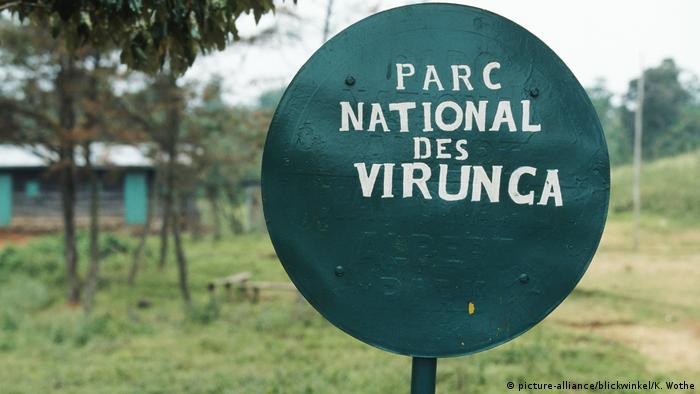 Kongo Virunga Nationalpark (picture-alliance/blickwinkel/K. Wothe)