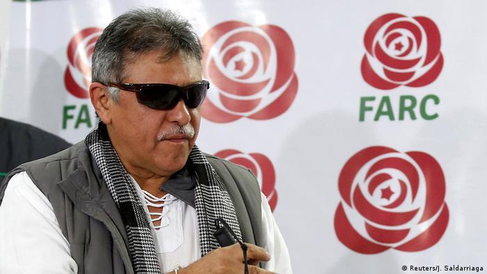 Kolumbien FARC Jesus Santrich