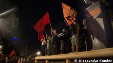 Mazedonien Bunte Revolution von Aleksandar Kondev