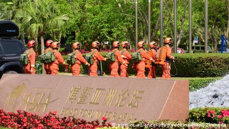 China Boao-Forum (picture-alliance/Imaginechina/Meng Zhongde)