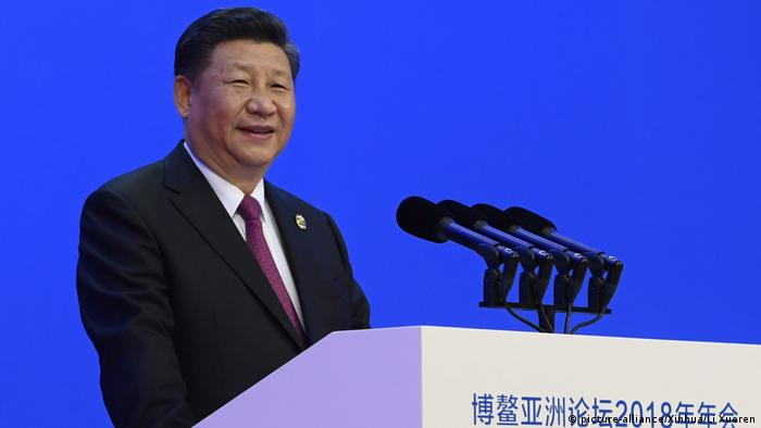 China Boao-Forum (picture-alliance/Xinhua/Li Xueren)