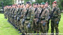 Brmen Ehrenzug der Bundeswehr