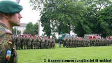 Bremen Bundeswehr Reservisten-Übung