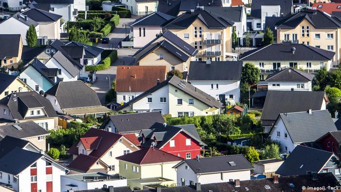 Жилые дома в городе Ремагене