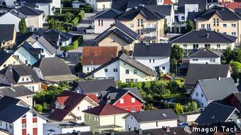 Жилой квартал в городе Ремагене