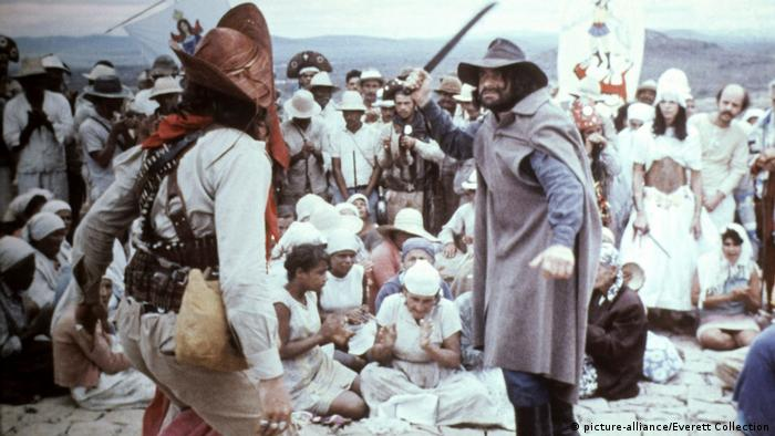 Filmstill - Antonio das Mortes (picture-alliance/Everett Collection)