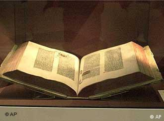 A Bíblia de Gutenberg