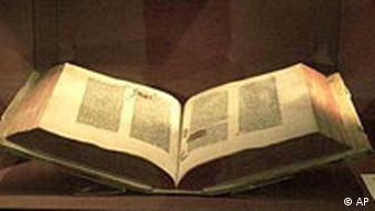 Die Gutenberg Bibel
