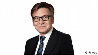 Alman Dış İlişkiler Konseyi'nden (DGAP) ABD uzmanı Josef Braml